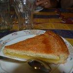 Dessert basque