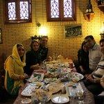 Shater abbas , Shiraz, during NOWROOZ