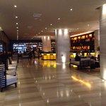Nice lobby...