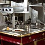 le piano de la cuisine
