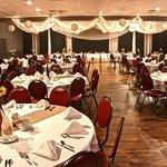 Metropolis Banquet Room Wedding Reception