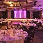 Skybox Banquet Room Wedding Reception