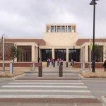 Bush Presidential Center entrance