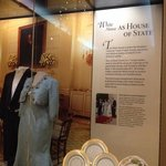 State dinner tux and dress