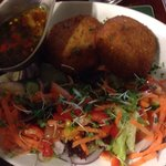 AMAZING food! These fish cakes were the best I've ever tasted. If you're looking for quality foo