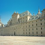 North side of El Escorial