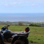 View from Kohala Ranch near Kapaau, Hawaii