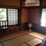 十畳の和室