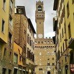 Centro storico - verso Piazza della Signoria