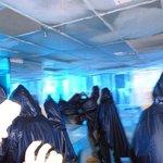vestiti per entrare all'icebar
