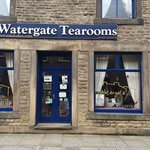 The wonderful Watergate Tearooms