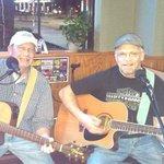 Mark & Lane Hill play every Friday Night 7 - 9.