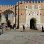 Toegangspoort medina - Sfax