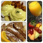 Full Breakfast Menu