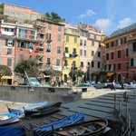 general location on the Piazza Marconi, Vernazza