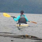 Kayaking in singles