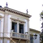 Balcone della Villa