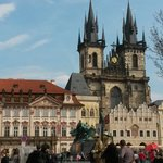 Old town square Praha