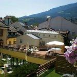 Giardino e terrazzo hotel