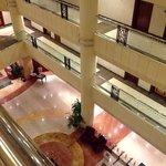 view of ground floor from 3rd floor...