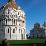 Baptistery and Duomo