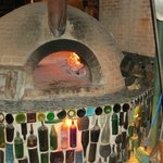 Beautiful wood-fired oven