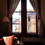 Room 15 Window