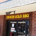 Smoking Gold Barbeque resmi