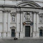 Piazza del Gesu Church - amazing
