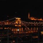 Vista del 2º al puente/río