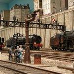 Gare de l'est réseau maquettes