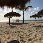 The Beach at Manchebo