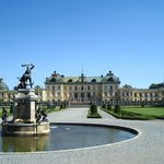 Drottningholm from the Gardens