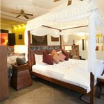 Grand Master Suite bedroom