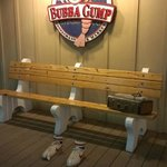 Bubba Gump at Pleasure Pier