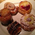 Pastries.  Don't judge me!