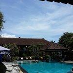 Bangalo piscina