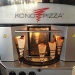 Kono Pizza oven