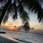Dhiggiri sunset