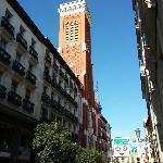 Photo of Iglesia de Santa Cruz taken with TripAdvisor City Guides