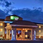 Foto de Holiday Inn Express Hotel & Suites Albuquerque Airport