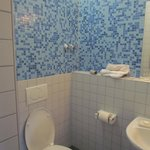 bathroom (shower to the left)