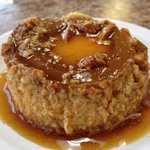 Delicious Coconut Flan
