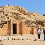 part of Heb Sed at Saqqarra