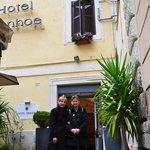 We at hotel Ivanhoe