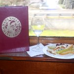 Napa Valley Brunch Wine Train