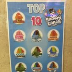 top 10snowy cones at the marina cafe troon