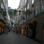 calle tìpica