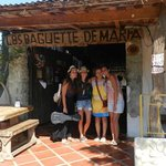 Bild från Los Baguettes de Maria