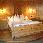 camere molto calde e spaziose